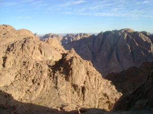 Puncak Sinai